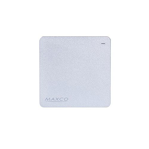 Maxco PB-MM-4000-S Matrix Power Bank (4000mAh) silber
