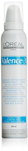 L'Oréal Professionnel Valence 3 Strukturschaum stark, 200 ml, 1er Pack, (1x 200 ml)