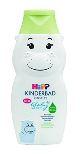 HiPP Babysanft 9520 Kinderbad, 1er Pack (1 x 300 ml)