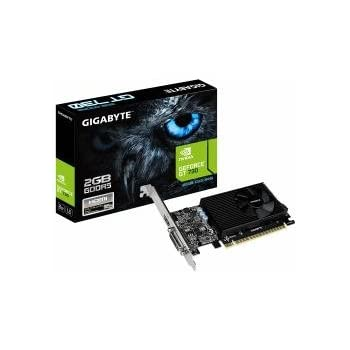 GV-N730D5-2GL GeForce GT 730 2GB GDDR5 Tarjeta gráfica