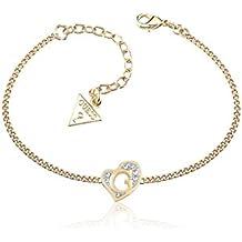 bracelet Guess pour femme G Hearts UBB71528-S tendance cod. UBB71528-S