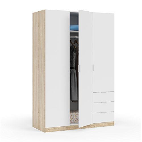 Habitdesign LC1323F - Armario ropero Tres