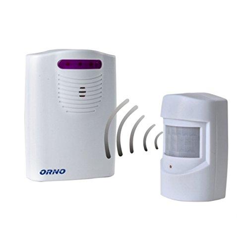 Detector de presencia por señal de radio
