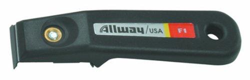 Allway Tools 1-1/8-Inch 2-Edge Small Job Wood Scraper by AllwayTools
