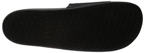 adidas Adilette CF Ultra C, Infradito Uomo Nero (Negbas/Plamet)