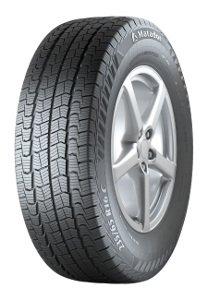 F//C//71dB 225//40//R18 92Y XL FR TL Matador MP92 M*S Neve Tire