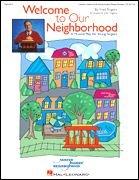 Welcome To Our Neighborhood Musikspiel für junge Sänger