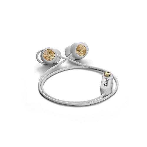 Marshall Minor II Bluetooth Kopfhörer - Weiß