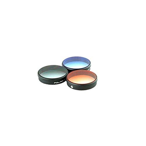 Polarpro PP5003 Frame 2.0 Gradient Filter Set für DJI Phantom 3 (3er-Pack)
