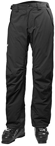 Helly Hansen Herren Hose Velocity Insulated Pant, 990 Black, L (Pants Insulated Snow)