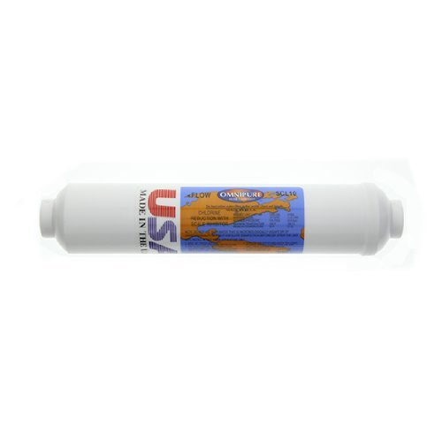 Omnipure SCL10-B Scale Inline Water Filter by Omnipure (In-line-filter Omnipure)