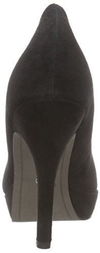 Tamaris 22419, Decolleté chiuse donna Nero (Schwarz (Black Suede 004))
