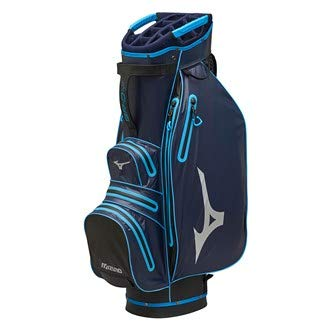 Mizuno BRDRIWPC Sac de Golf Mixte Adulte, Marine/Rouge