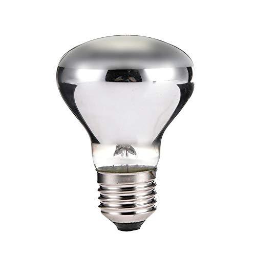 PMWLKJ Thermal Light Tageslichtlampe für Reptilien und Amphibien Mini Light Dropship 8x5cm 75W