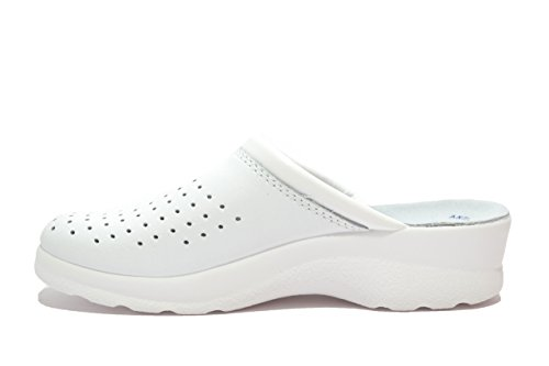 Fly Flot , Chaussons pour femme Bianco