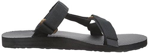 Teva Herren Universal Slide M's Sandalen, Schwarz (Black), 39.5 EU -