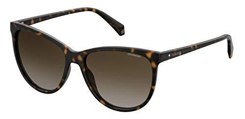 Polaroid pld 4066/s occhiali da sole, dkhavana, 57 unisex adulto