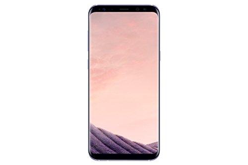 Samsung Galaxy S8+ Smartphone débloqué 4G (Ecran : 6,2 pouces - 64 Go - 4 Go RAM - Simple Nano-SIM - Android Nougat 7.0) Orchidée