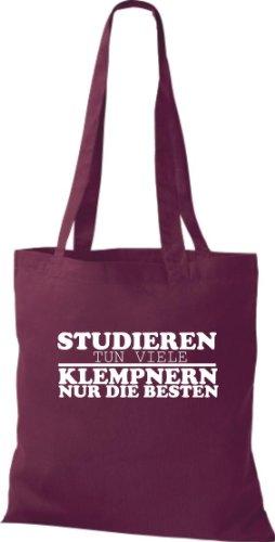 Stoffbeutel STUDIEREN TUN VIELE ...