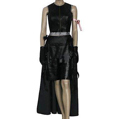 Tifa Kostüm Cosplay - Sunkee Final Fantasy 7 Cosplay Tifa ·Lockhart Kostüm, Größe L ( Alle Größe Sind Wie Beschreibung Gesagt, überprüfen Sie Bitte Die Größentabelle Vor Der Bestellung )