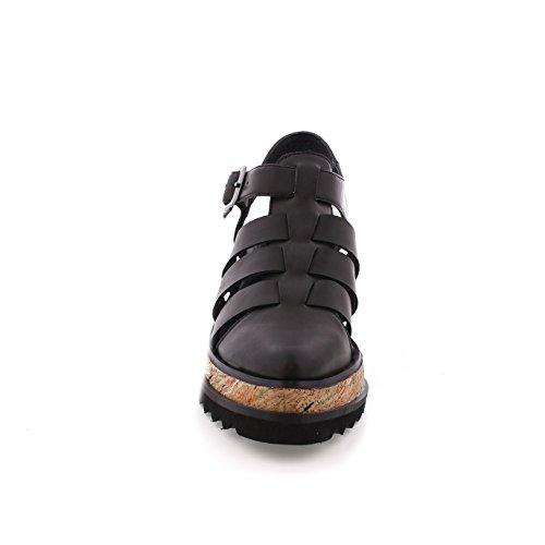 Sessantasette Signore 77923 Scarpe Eleganti Vak Negro / Multicolor / Negro