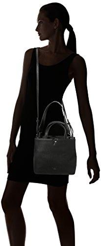 Fiorelli - Argyle, Borse a tracolla Donna Nero (Black Casual)