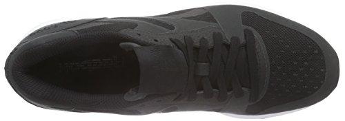 Reebok Gl 6000 Hm, Chaussures de Course Homme Noir - Schwarz (Black/White/Carbon)