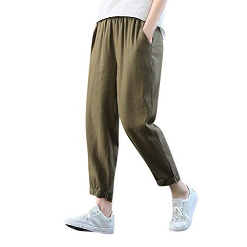 Luckycat Hosen Damen High Waist Skinny Einfarbig Lang Elegant Freizeithosen Mädchen Slim Fit Damen Hosen Elegant High Waist Stretch Baumwolle Skinny Hosen Pants Casual Streetwear Hosen