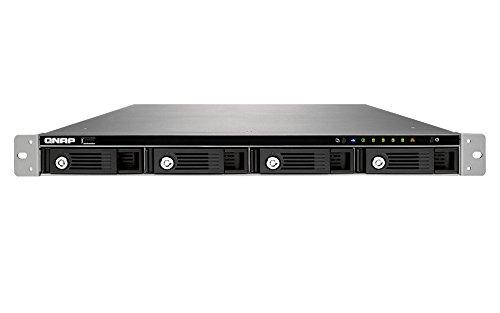Qnap  TS-469U-SP NAS DualGigabit 4-Bay TurboNAS SAT | 4712511123845