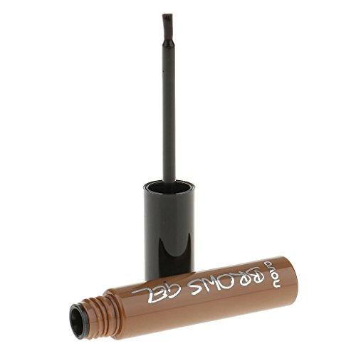 MagiDeal Make-up Abziehbar Braue Gel Peel-off Augenbrauen Gel Augenbrauenfarbe Tint Creme Eyebrow...