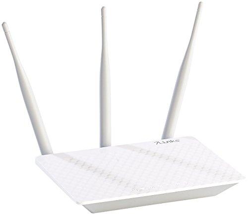 7links WLAN Modem: 300-Mbit-High-Power-WLAN-Router mit Einstellbarer Sendeleistung (Internet Router)