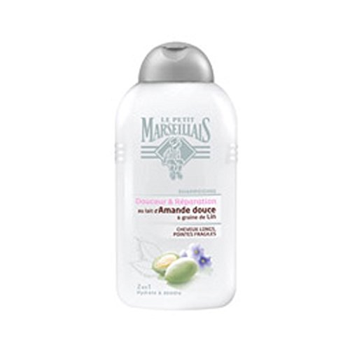 Le Petit Marseillais-Shampoo Mandorla Dolce e lino