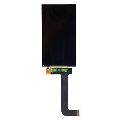 Wendry 5.5 Zoll LCD Screen Display Module, Intelligent Anzeigen Bildschirm Regler Modul mit Kabel 2560x1440 2k LCD HD Module Screen Display für for 3D Printer/VR/DIY Projector Pip Hd-lcd-display