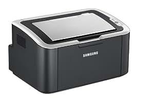 Samsung ML-1660 USB Laserdrucker (schwarz/weiß) creme-schwarz