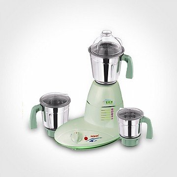Jaipan JP_KKMG 750-Watt Kitchen Green Mixer Grinder with 3 Stainless Steel Jars  available at amazon for Rs.2396