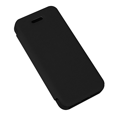 TfPro Bell Premium Leather Finish Flip Case Cover For LG Nexus S5 / 5 – Black