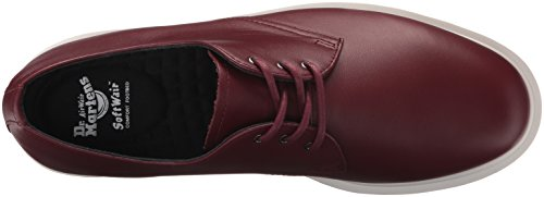 D2922 Chaussure Homme Dr. Martens Torriano Bourgogne Chaussures Homme Chaussure Rouge Foncé