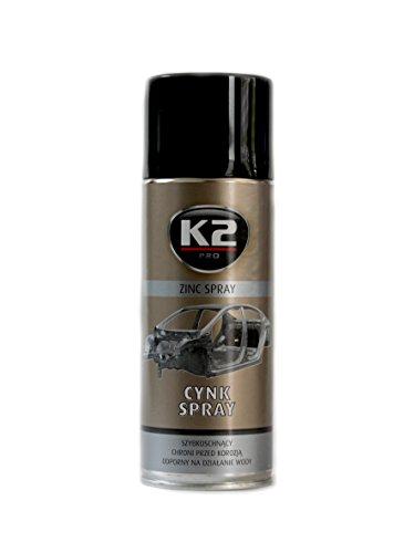 Zinc. Alta Temperatura Imprimación Spray anti corrosión para coche Escape
