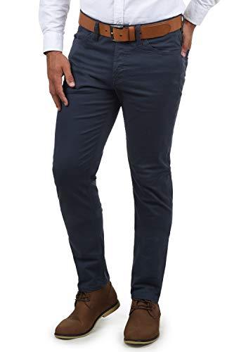 JACK & JONES Ulisis Herren Jeans Hose Denim Stretch Slim Fit, Größe:W30/34, Farbe:Navy Blazer