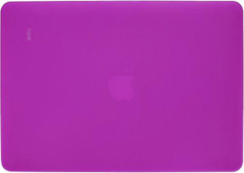 Artwizz 4456-1206 Rubber Clip für MacBook Air (13 Zoll) mit Retina Display purpur (Gummi-füße Für Laptop-tasche)