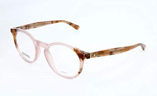 BOSS Hugo Damen Hugo Orange Brille Brillengestelle, Braun, 48