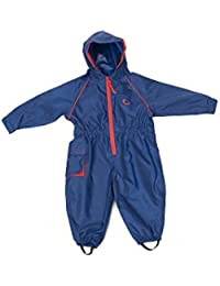 Hippychick Waterproof All-in-One Suit - 2-3 Years, Blue