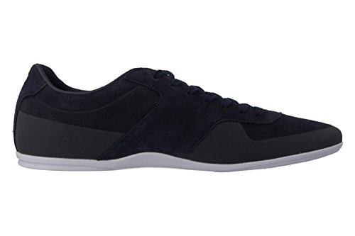Lacoste Turnier 216 1 Homme Baskets Mode Bleu Bleu