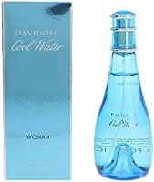 Davidoff Cool Water by Davidoff for Women - 3.4 oz EDT Spray