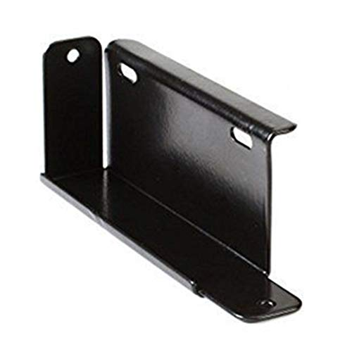 Power Supply Mounting Bracket for Pedaltrain Pedalboards - Black