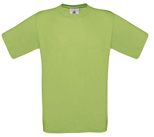 B&CHerren T-Shirt Grün - Pistachio