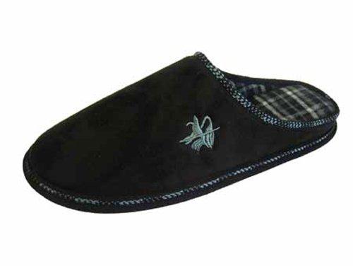 Nero uomo Nero Coolers uomo Pantofole Pantofole nero Coolers df4ywS1