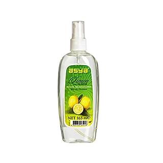 Asya Spray Cologne Lemon 3 x 165ml (Limon Kolonyasi 80°)
