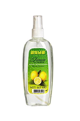 AS-KO Kosmetik Asya spray cologne lemon 3 x 165ml limon kolonyasi 80°