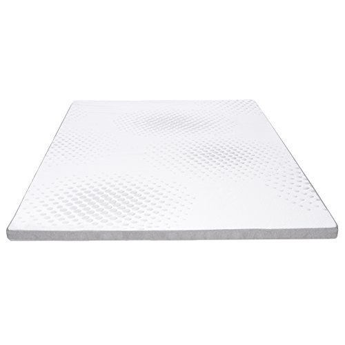 Milliard 2-Inch, 5cm Gel Memory Foam Mattress Topper 2